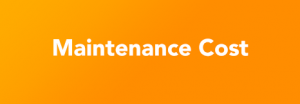 MaintenanceCost